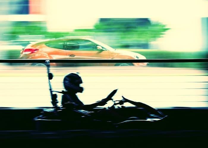 Race the traffic on Kingsford Smith Drive, Eagle Farm!