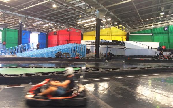 Slideways Go Karting Brisbane Renovations are Underway!