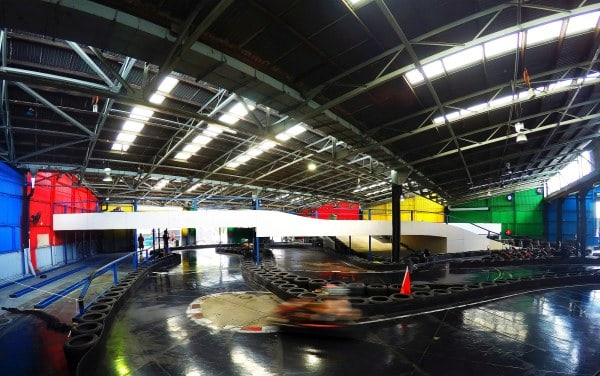 Slideways Go Karting Brisbane Renovations are Underway!