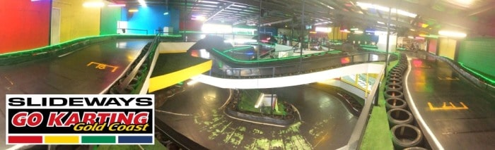 Slideways Go Karting Gold Coast Nerang