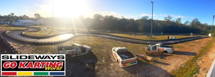 Slideways Go Karting World Pimpama