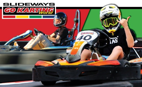 Slideways Go Karting World Race Days