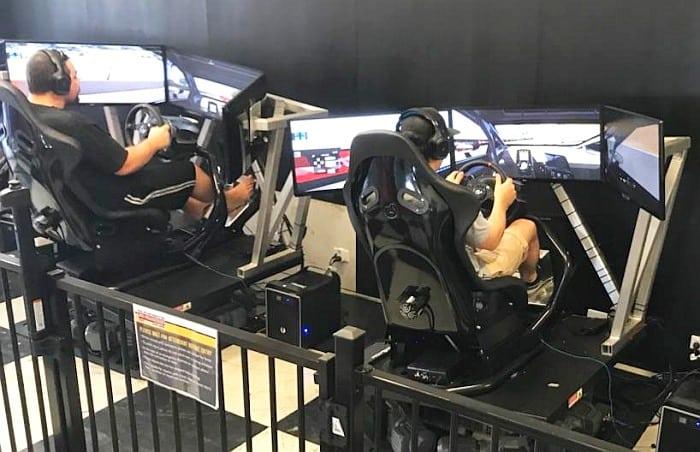 Slideways Go Karting Gold Coast | Full Motion Simulators Now Racing