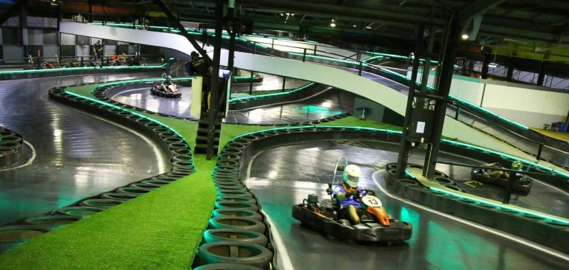 Slideways Go Karting Brisbane Eagle Farm