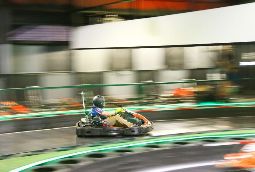 Slideways Go Karting Brisbane - near Brisbane Airport