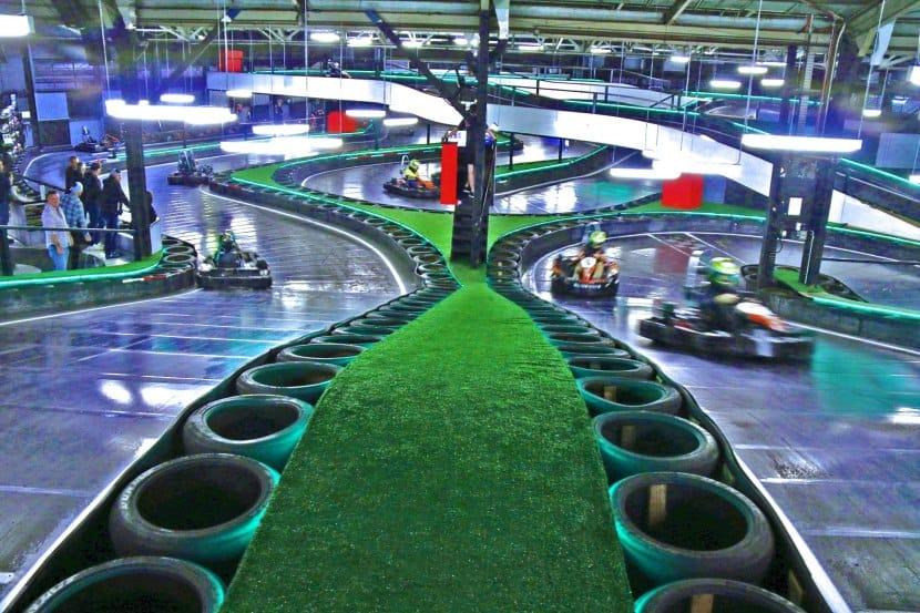 Slideways Go Karting Brisbane Eagle Farm