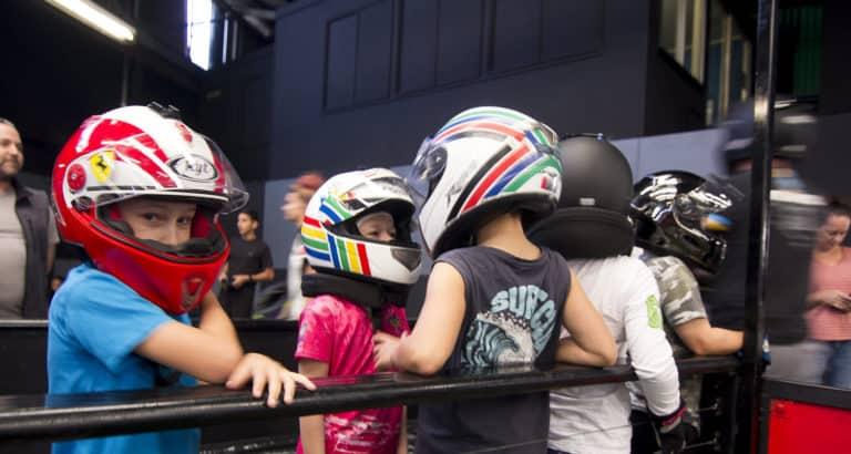 Kids Go Kart Racing